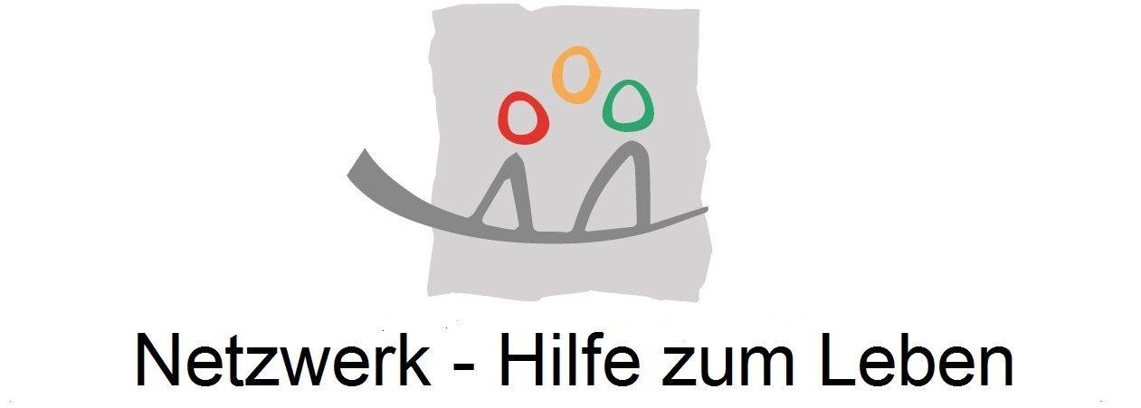 HZL Logo Netzwerk - Hilfe zum Leben 4C Original 4 5 gr. schrift